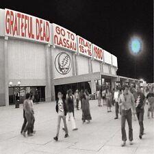 GRATEFUL DEAD: GO TO NASSAU - LIVE - 2 CD SET - MAY 15 & 16 1980 OOP HDCD