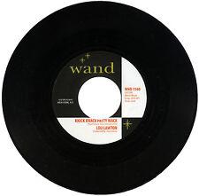"""LOU LAWTON  """"KNICK KNACK PATTY WACK""""     KILLER R&B / NORTHERN SOUL"""