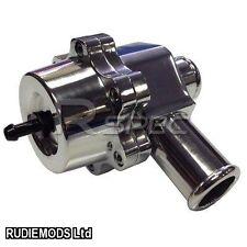 R-spec aleación de recirculación de volcado válvulas 1 Par Porsche 911 996 Turbo