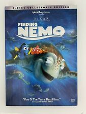 Finding Nemo (2003) Dvd 2-Disc Disney Collector's Edition New Sealed