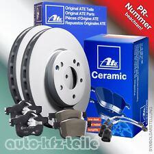 ATE Bremsscheiben+Ceramicbeläge Audi A4 B6/B7, A4 Avant 280mm VORN + Warnkontakt