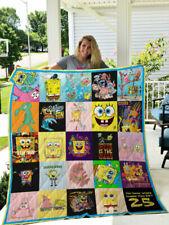 SpongeBob SquarePants Quilt Blanket