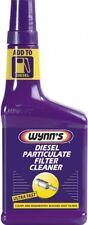 Wynn's DPF Diesel Particulate Filter Cleaner regenerates the particulate filter