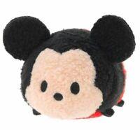 "New Disney TSUM TSUM Mickey Mini Soft Plush Toys Screen Cleaner 3.5""/9cm"