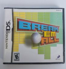 Nintendo DS : Break Em All VideoGames