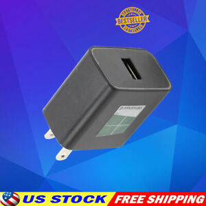 Dell HA10USNM130 10W 5V USB Wall Charger 1 Pack Replacement Parts Black
