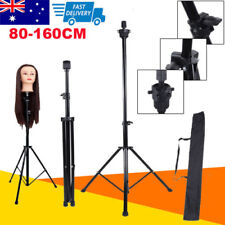 Anself H14674 Training Head Stand Mannequin Holder with Carry Bag