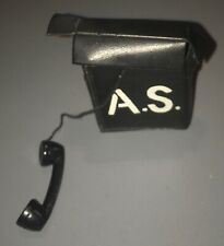 1967 Hasbro GI Joe A.S. Air Security radio-no strap-vintage original