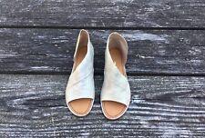 Free People Mont Blanc Women's Sandals Dove Grey US 11 EU 41