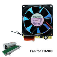 Fan for FR-900 220V Sealing Machine Automatic Horizontal Continuous Sealer