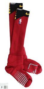 Nike NBA Knee Socks, Dri-Fit Maximum Cushioning Knee High, Pack of 1