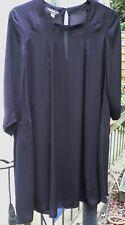 Tunika von Kamuflage Gr. 2, weite A-Form, schwarz, RH, kurzer Arm, seitl.Taschen