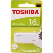 Toshiba 16GB TransMemory U203 USB Flash MEMORY Drive USB Stick