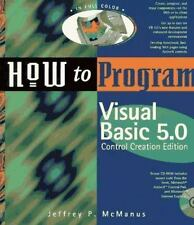 How to Program Visual Basic 5.0: Control Creation Edition