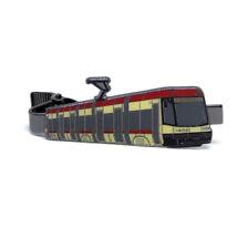 Krawattenklammer Straßenbahn Pesa Swing Gdansk