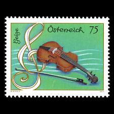 Austria 2011 - Musical Instruments - Violin - Sc 2292 MNH