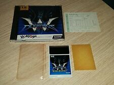 31-06 NEC PC ENGINE HU CARD HUCARD TURBOGRAFX DOUBLE DUNGEONS COMPLETE