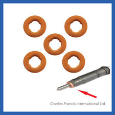 Volvo XC90 2.4 D5 Common Rail Diesel Injector Washers x 5