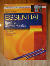 Essential Further Mathematics Fourth Edition Enhanced TIN/CP Version by Kay...