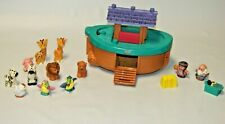 Fisher Price Little People Noah's Ark ~ Great Condition!