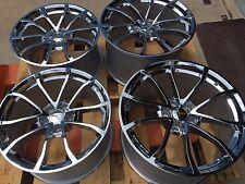 Chrome GM Cup Corvette Wheels 19x10 20x12 C6 ZO6 Z06 Grand Sport ZR1 L@@K