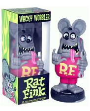 RAT FINK  PVC bobble-head figure 15cm Funko