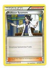 HELIX FOSSIL OMANYTE 102/124 XY FATES COLLIDE POKEMON TRAINER CARD
