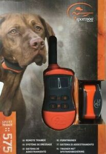 REMOTE SPORT DOG SD-575E REMOTE TRAINER SPORT AND HUNTING TRAINING COLLAR