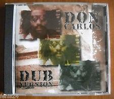 "DON CARLOS "" DUB VERSION "" - ANNO 2000 -"