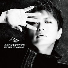 GACKT-GACKTRACKS -ULTRA DJ REMIX--JAPAN CD G35