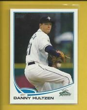 Danny Hultzen RC 2013 Topps Pro Debut Rookie Card # 105 Seattle Mariners MLB