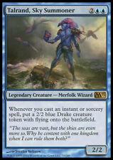 MTG Magic - (R) M13 - Talrand, Sky Summoner - SP