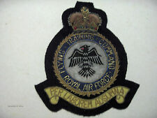 INSIGNE BADGE FLYING TRAINING COMMAND ROYAL AIR FORCE