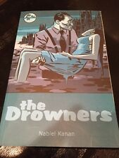 The Drowners Image Comics TPB Good Condition - Nabiel Kanan