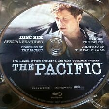 The Pacific Disco Blu-Ray 6 Recambio Discos Blu-Ray