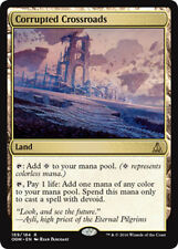 4X Corrupted Crossroads NM Oath of the Gatewatch MTG Magic Cards  Land Rare
