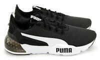 Puma Herren Laufschuhe Sneakers Turnschuhe Schwarz / Weiss Gr. 41/42/43/44/45/46