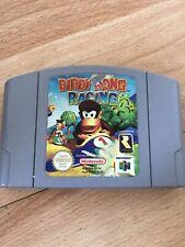 Donkey Kong Racing Nintendo 64 Game