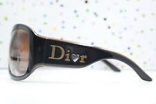 Sonnenbrille Original Christian Dior LOVINGLYDIOR 1 braun LOGO 62/14 115 NEU