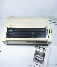 KX-P145 Standard Dot Matrix Printer Black 12ea Factory New Panasonic KX-P1180