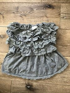 abercrombie fitch Tube Top Size L