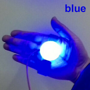 DIY Controlled LED Light FOR 1:1 Iron Man Glove Palm Light Led Lamp Cosplay Prop