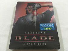 Blade (1998) - Japan Steelbook Blu-Ray Region Free | New | Wesley Snipes