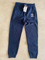 Franklin & Marshall Mens Track Pants Joggers Navy Blue Logo