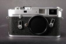 Leica M4 35mm Rangefinder Film Camera Leitz Wetzlar -Excellent+++++