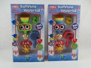Waterfall Bath Time Fun Time Activity Bath Toys