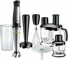 Braun Handmade 7087 Blender Hand 1000 W Speed Automatic with Accessories