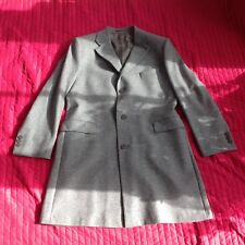 Jaeger Mens Pure Wool Coat New & Authentic