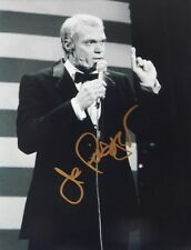 JOE PISCOPO Signed Autographed SINATRA 8x10 PHOTO SATURDAY NIGHT LIVE Proof