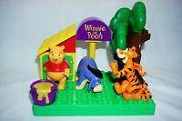 Lego Duplo Whinnie Pooh Tigger Eeyore Bundle with base